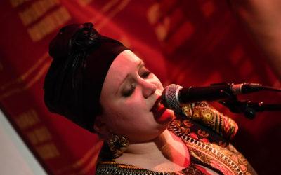 Ti-Popote, chanteuse