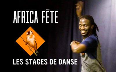 Les stages d'Africa Fête avec Mamanthé et les Ateliers Solidaires